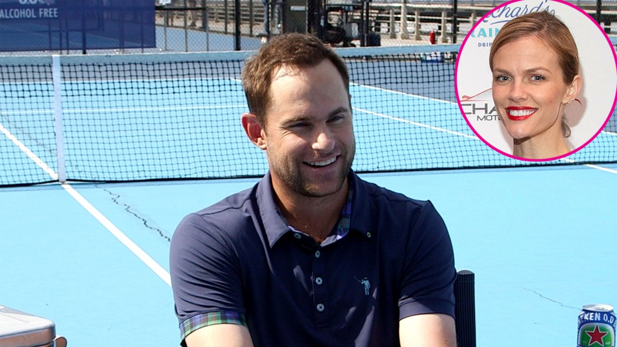 Andy Roddick Reveals Key To Keeping Romance With Brooklyn Decker
