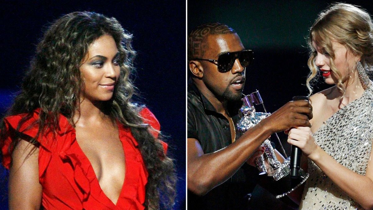 c02108382ca Beyonce Cried After Kanye West, Taylor Swift 2009 VMAs Moment