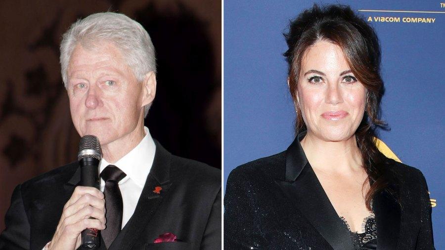 Bill Clinton and Monica Lewinsky FX