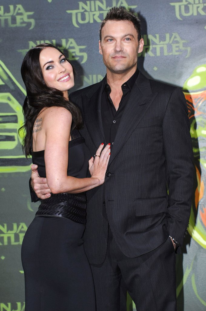 Brian Austin Green Initially Turned Down A Persistent