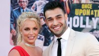 Britney Spears Gets Support From Boyfriend Sam Asghari After Posting About Not Knowing 'Who to Trust'