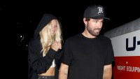 Brody-Jenner-Josie-Canseco-date-night