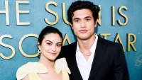 Camila Mendes and Charles Melton Celebrate 1-Year Anniversary With Sweet Posts