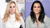 Camille Grammer Confirms She's Not Returning to Real Housewives of Beverly Hills Blames Kyle Richards