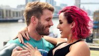 The Challenge Cara Maria Paulie Calafiore Get Real About Their Relationship