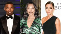 Celebrities Celebrate Garcelle Beauvais Real Housewives of Beverly Hills Casting