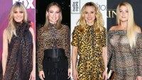 Celebs Wearing Leopard