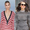 Celebs Wearing Stripes