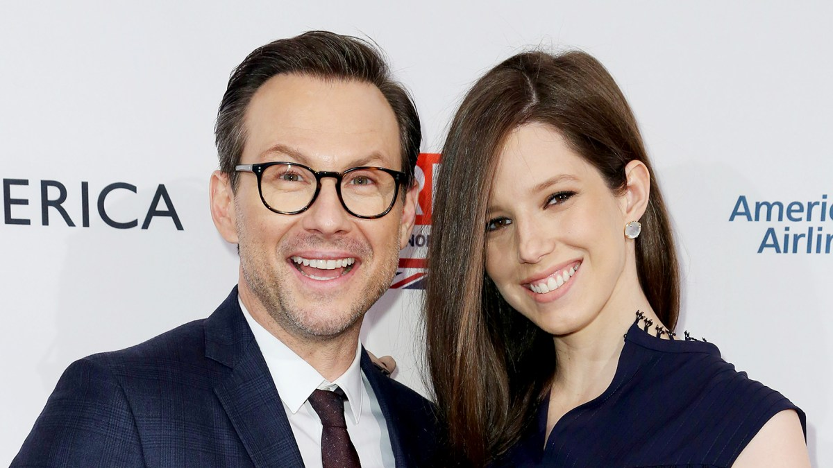 Christian Slater and Wife Brittany Lopez Welcome a Baby Girl