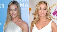 Denise Richards Implies Camille Grammer Made Racist Statements on RHOBH