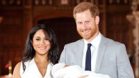Duchess Meghan Prince Harry Son Archie Has Dad Reddish Hair