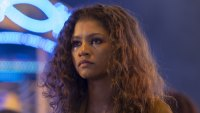 Zendaya on HBO's Euphoria