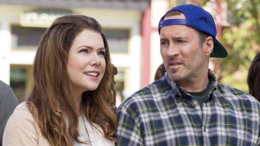 How Gilmore Girls' Scott Patterson Envisions Luke and Lorelai's Wedding