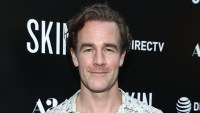 James Van Der Beek Was Kind of Already on 'DWTS' in 2012