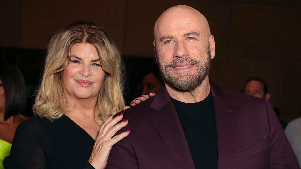 John Travolta Calls 'Look Who's Talking' Costar Kirstie Alley His 'Soul Mate'