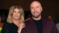 John Travolta Calls Kirstie Alley His Soul Mate