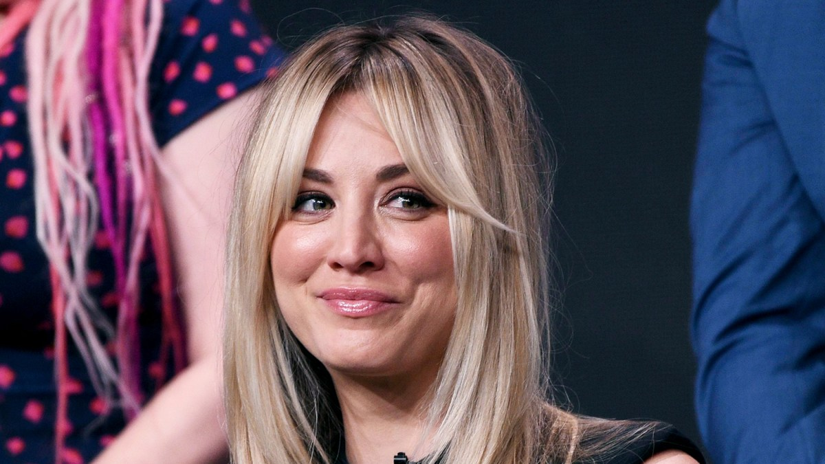 Kaley Cuoco Drinks Wine From a Straw on the Floor During 'Insane' Back Spasm: 'I Literally Can't Move'