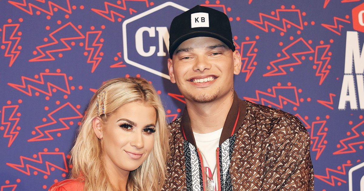 Kane Brown, Pregnant Wife Katelyn Jae Announce Daughter-to-Be's Name at Baby Shower Thrown by Jason, Brittany Aldean