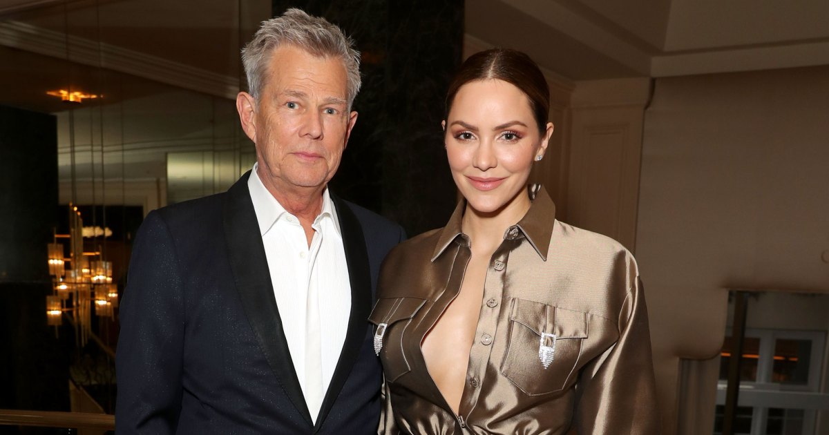 Katharine Mcphee Wants Kids With Husband David Foster