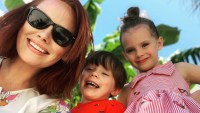 Kathryn-Dennis-joint-custody-of-children