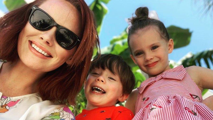 Kathryn-Dennis-joint-custody-of-children