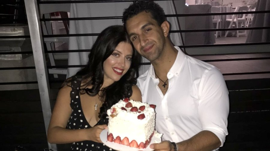 Kathy, Rich Wakile's Daughter Victoria Is Engaged to Teddy Kosmidis