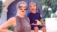 Khloe Kardashian Daughter True
