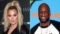 Khloe Kardashian Thinks Lamar Odom Is 'Courageous' for Sharing His Truth About Addiction