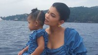 Kylie Jenner and Stormi Mother-Daughter Twinning