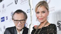 Larry King and Wife Shawn King Divorce