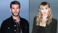 Liam Hemsworth Looks Gloomy at Beach With Chris Hemsworth After Miley Cyrus Split-1