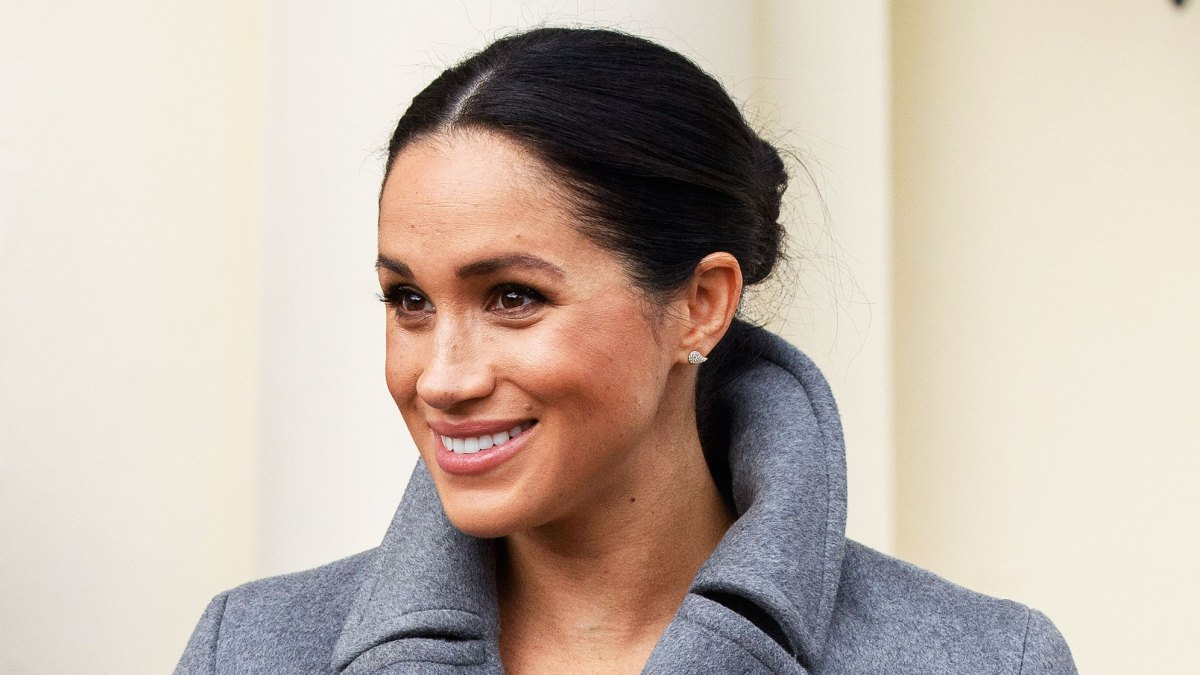Duchess Meghan Shows the $300 Hamsa Ring She Wore in Botswana — and it Has Protective Powers