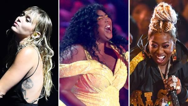 Miley Cyrus, Lizzo, Missy Elliott Perform VMAs 2019