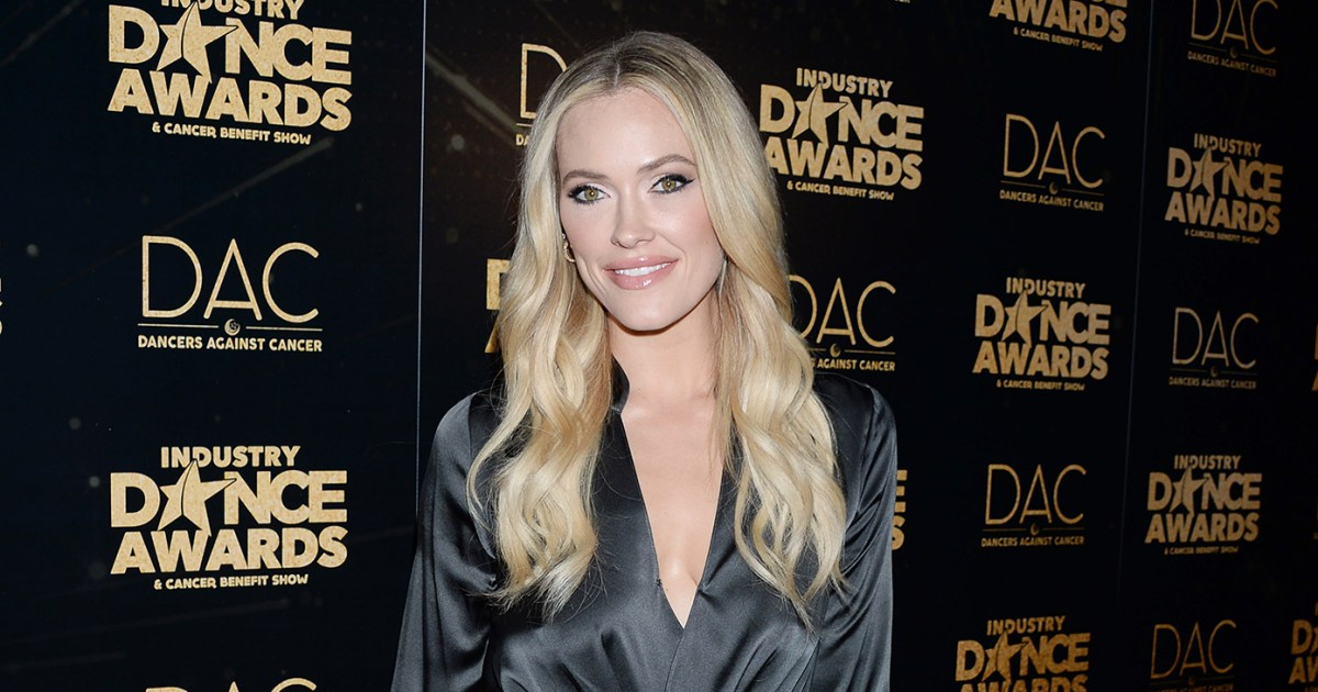 Peta Murgatroyd Is So Excited To Return To Dancing with