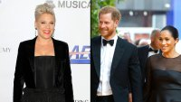 Pink Defends Prince Harry and Duchess Meghan Amid 'Out of Control' Bullying