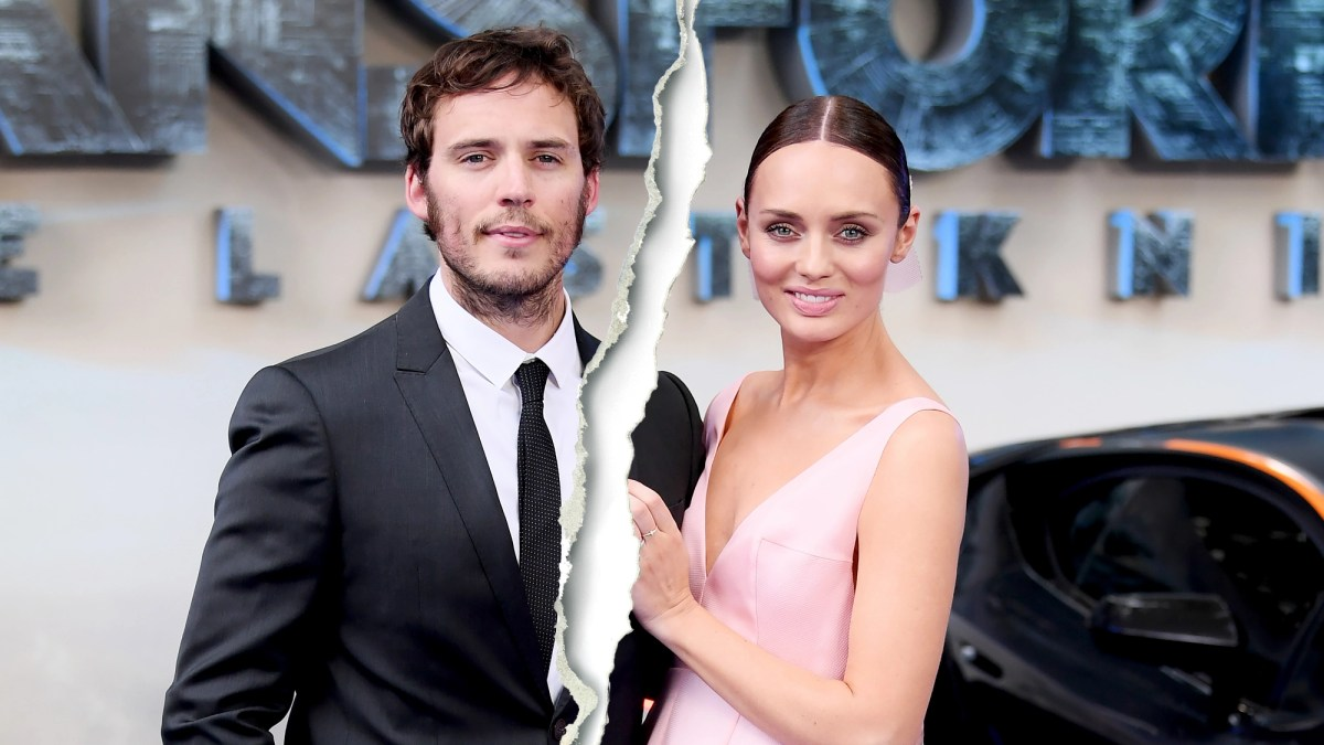 Sam Claflin and Wife Laura Haddock Split After 6 Years of Marriage