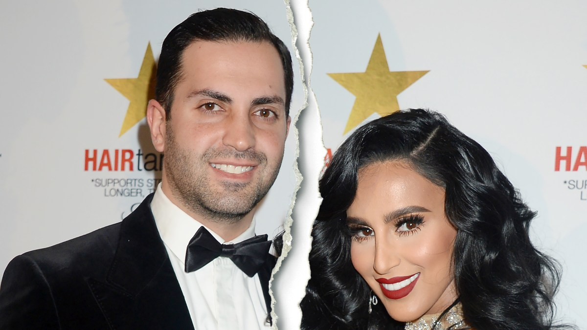 Shahs of Sunset's Lilly Ghalichi and Dara Mir Are Divorcing After 2 Years of Marriage