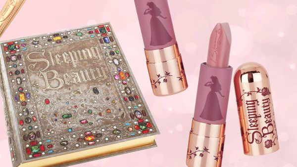 Sleeping Beauty x Besame Cosmetics Collection