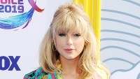 Taylor Swift Wins First-Ever Icon Award Teen Choice Awards 2019