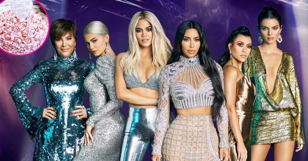 The Kardashian Family's Most Extravagant Cakes: See Confections for Kylie Jenner, True Thompson and More