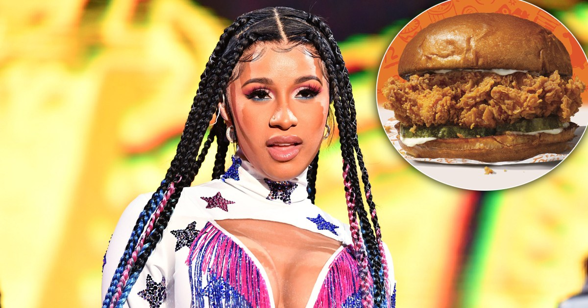 Stars Who Were Lucky Enough to Try Popeyes Chicken Sandwich Before It Sold Out: Cardi B, Gayle King, More