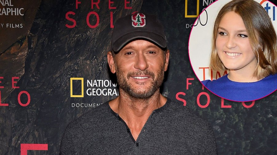 Tim McGraw Duets With Daughter Gracie in Newly Released Instagram Video