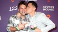 Tom-Sandoval,-Tom-Schwartz-Share-Kiss-on-Tom-Tom's-Anniversary