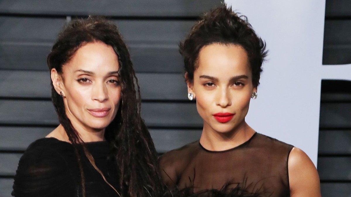 Zoe Kravitz Learned This 1 Beauty Secret From Her Mom Lisa Bonet