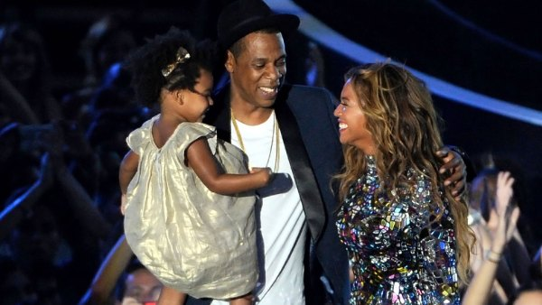 VMA's Wildest Moments Blue Ivy Jay-Z Beyonce