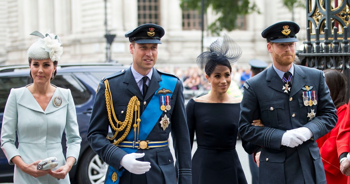 Prince William and Duchess Kate Had Concerns About Meghan Before Wedding