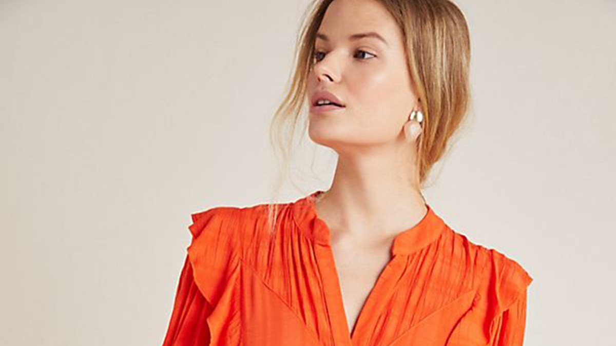 Anthropologie Is Having a 30% Off Fall Favorites Sale and We Love These 7 Must-Haves