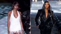 90s Supermodels Then and Now - Naomi Campbell