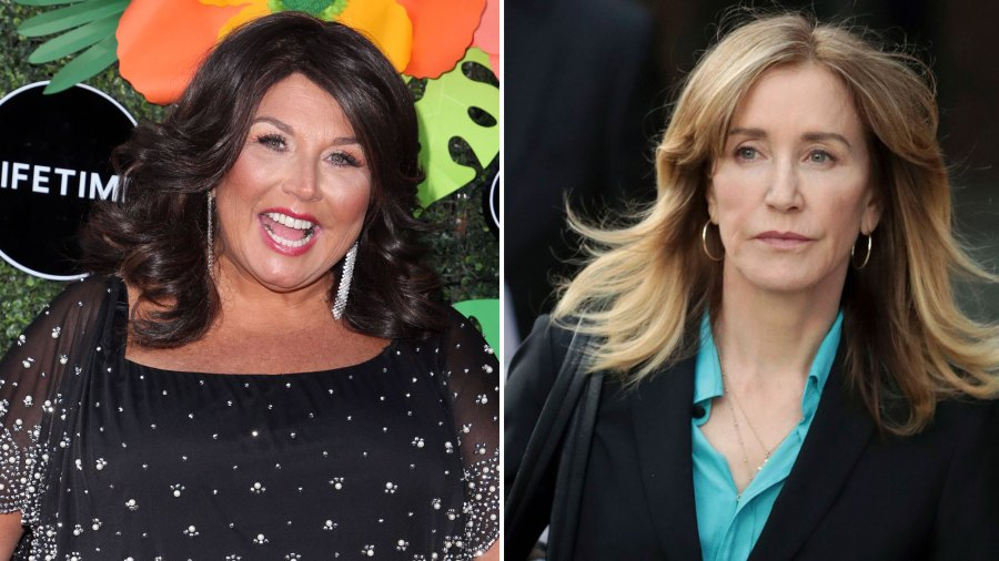 Abby Lee Miller Details What Felicity Huffman's 14 Days in Prison May Be Like