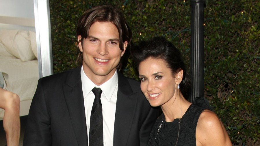 Ashton Kutcher and Demi Moore Miscarriage Reveal